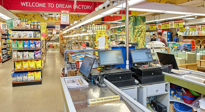 Super store pos software